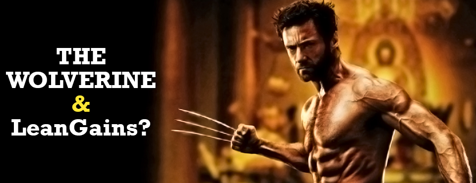 Hugh Jackman Wolverine 16-8 Diet | X-Gains