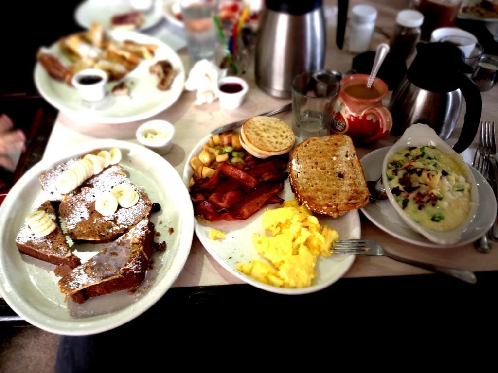 Breakfast, Egg Harbor Cafe Jones Creek | X-Gains