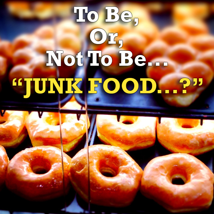 what exactly is junk food