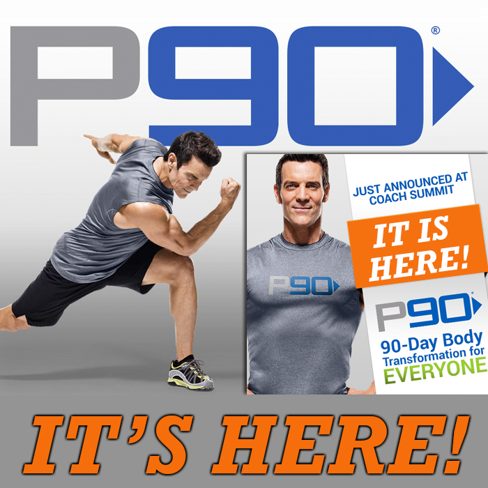P90 Tony Horton s New Workout