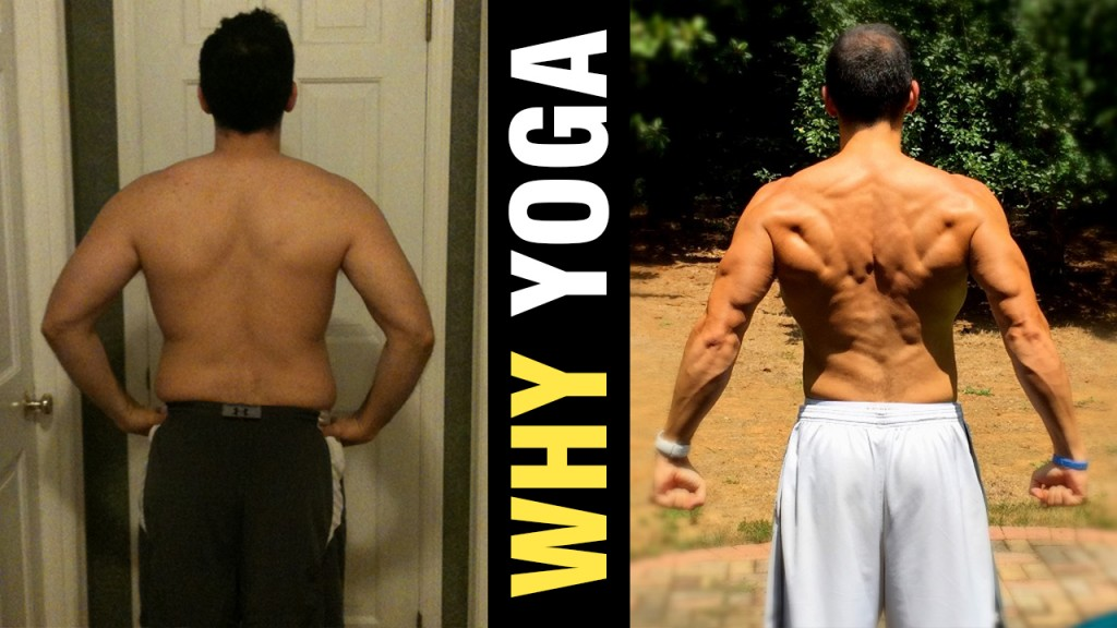 The Secret To Greater Muscle Gains - YOGA!
